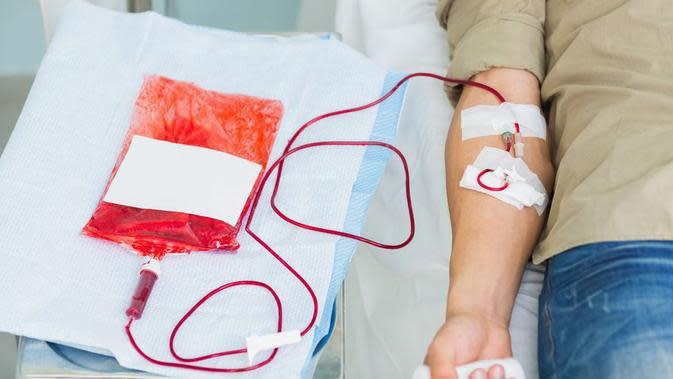 Pria, Terima Transfusi Darah dari Donor Ini Berisiko Kematian