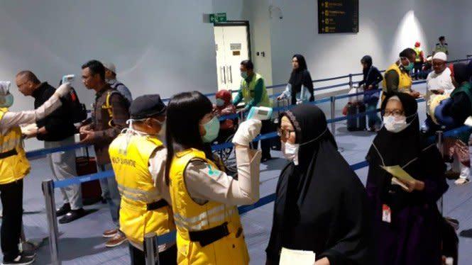 Aduh, Penumpang Positif Corona Lolos Terbang dari Bandara Soetta