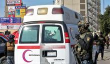巴格達連環自殺炸彈攻擊至少28死73傷 3年來最血腥