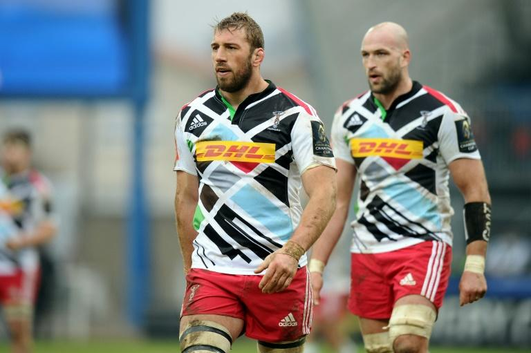 Robshaw braces for emotional Harlequins farewell in 300th game