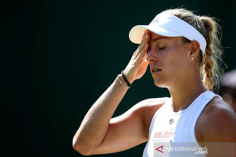 Mantan juara Kerber cedere jelang Australia Open
