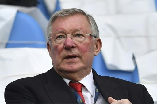 A global impact: messages have poured in from around the world wishing former Manchester United manager Sir Alex Ferguson a speedy recovery following emergency for a brain haemorrhage