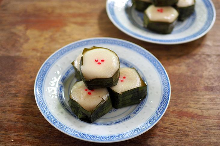 Savour this rarely seen Hainanese 'kuih' known as 'yi bua' from Soo Chin's Kitchen – Pictures by Lee Khang Yi