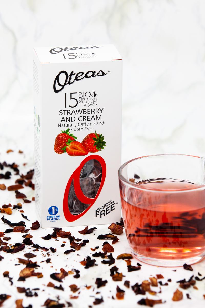 Oteas Strawberry and Cream. (Image via Oteas)