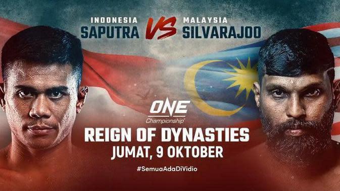 VIDEO: Eko Roni Saputra Yakin Kalahkan Murugan Silvarajoo di ONE Championship, Jumat 9 Oktober 2020
