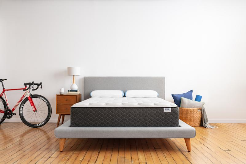 Get an additional $350 off with exclusive code YAHOO350! (Photo: Bear Mattress)