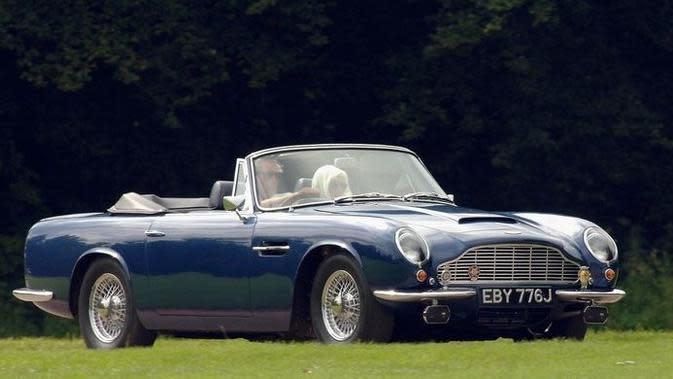 Pangeran Charles Pecinta Mobil Merek Inggris, Lihat Koleksinya