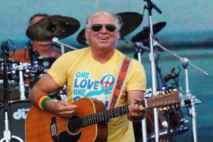 For Christmas Birthday Boy Jimmy Buffett, Who Needs Record Sales To Be Worth $400 Million?