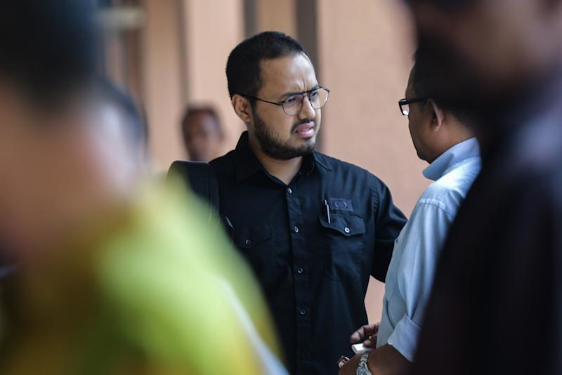 Perak PKR chief Farhash Wafa Salvador Rizal Mubarak said that the party will nominate someone from the constituency for the by-election which is expected in the near future following the death of the 59-year-old Umno assemblyman. ― Picture by Ahmad Zamzahuri