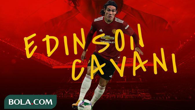 Liga Inggris: Solskjaer Optimistis Edinson Cavani Berkontribusi untuk Manchester United