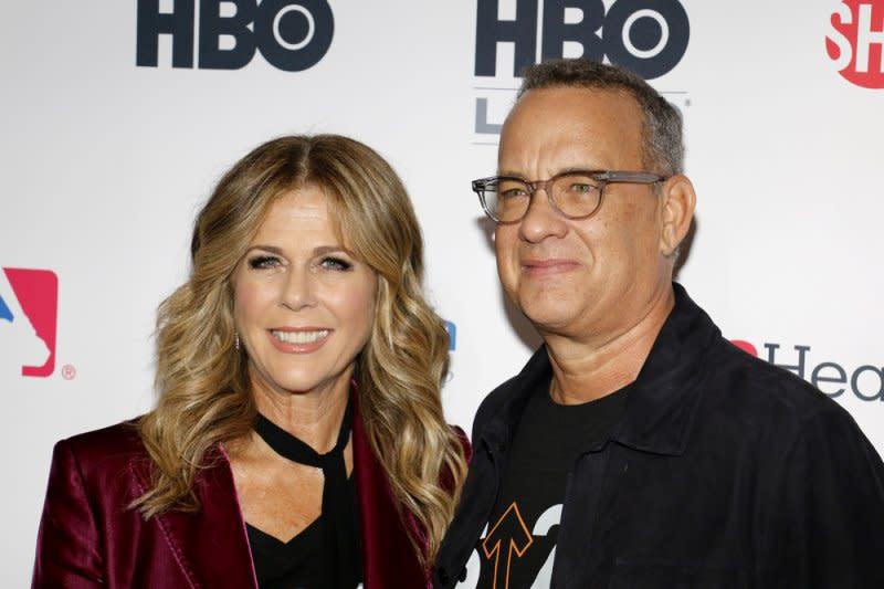 Anak Tom Hanks sebut orang tuanya baik-baik saja