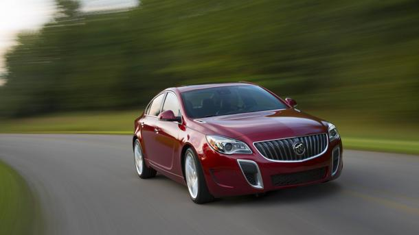 2014 Buick Regal GS, playing it safe: Motoramic Drives