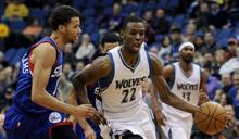 NBA》灰狼與威金斯提前完成續約 傳為5年1.465億美元