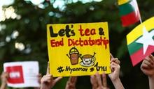 響應民運風潮 推特推出「奶茶聯盟」專屬圖示