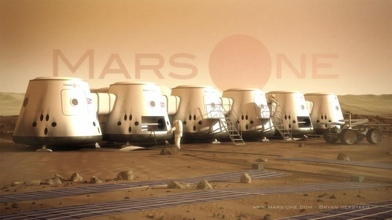 Want to visit Mars? Applications being taken