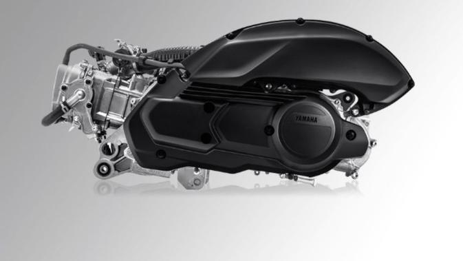 Kupas Tuntas Mesin Baru Yamaha NMax 2020