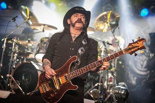 Motorhead Cancel Gigs Over Lemmy Medical Condition