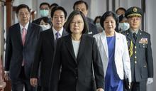 【Yahoo論壇/林育卉】有了超超前部署的蔡總統團隊,台灣勢必再榮耀四年