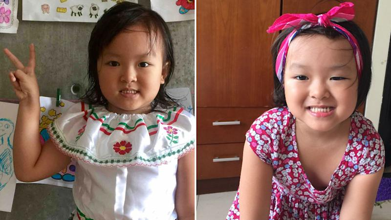Perth girl Annabelle Nguyen was flown to Mexico for experimental treatment on her brain tumour.