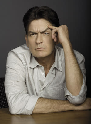 Exclusive first look: Charlie Sheen bares his soul in Playboy