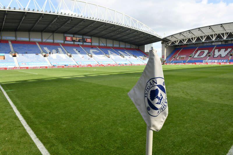 Wigan enter administration weeks after takeover