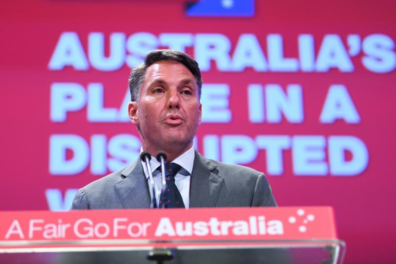 Albanese new Aussie Labor leader