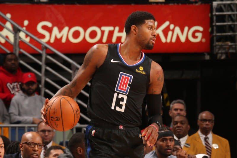 Pelicans rusak debut gemilang Paul George bersama Clippers