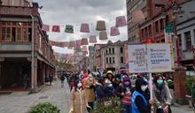 Taishin Women Run》霞海城隍廟擲筊挑戰免費資格 吸大批女跑友試手氣