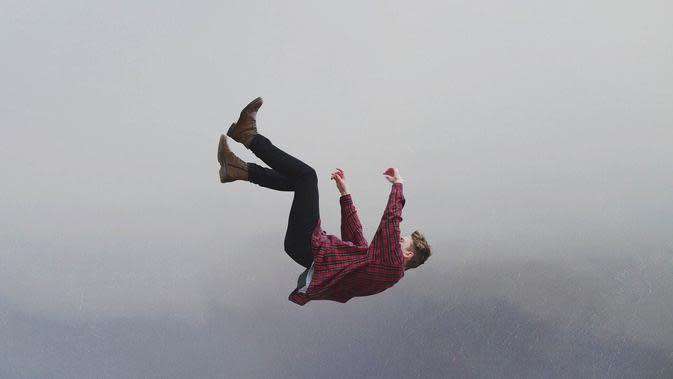 Ilustrasi mimpi jatuh (Photo by Pexels on Pixabay)