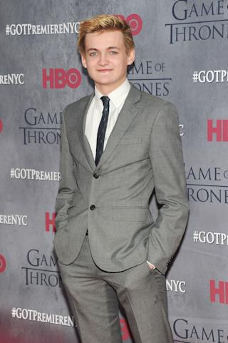 Is King Joffrey Retiring Soon? Reclusive Actor Appears at 'Game of Thrones' Premiere
