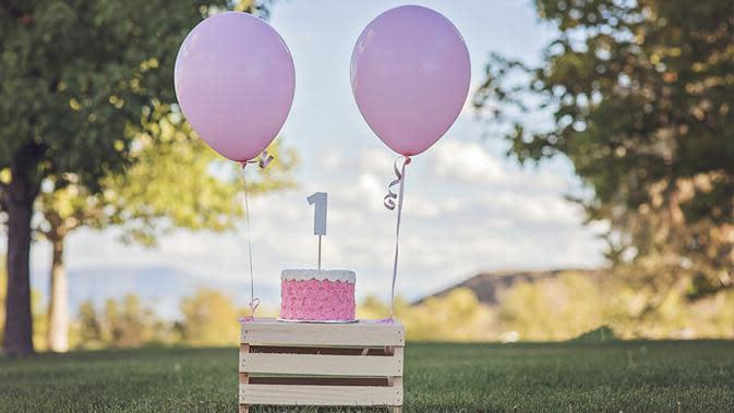 Ilustrasi ulang tahun (pixabay.com)