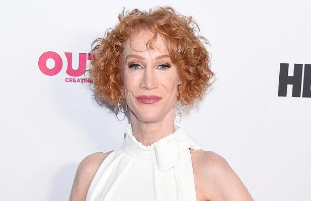 Kathy Griffin Tweets That Trump Should Be Injected With Air, Inevitable Outrage Ensues