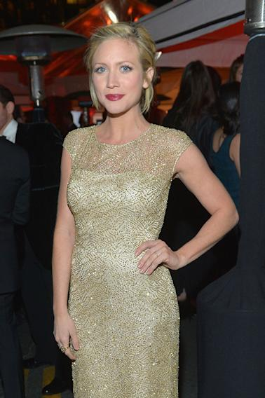 Chopard At The Weinstein Company's 2013 Golden Globe Awards After Party: Brittany Snow
