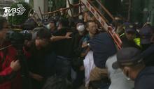 怒「未鑑界施工」 11抗議學生北上「爆流血衝突」