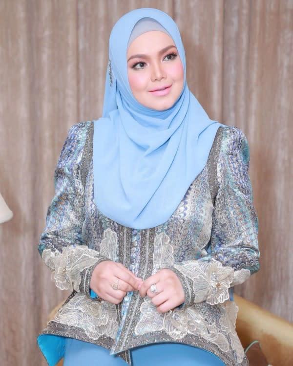 12 Potret Paripurna Penyanyi Siti Nurhaliza di Usia 40 Tahun, Glowing!