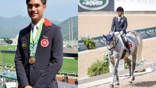 【東京奧運】馬會馬術隊及殘疾人馬術隊4騎手出戰 歷來最大陣容