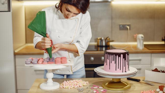 Ilustrasi kue ulang tahun. | Gustavo Fring dari Pexels
