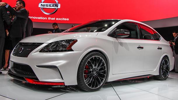 Nissan Sentra, Juke Nismo editions herald hotter small cars