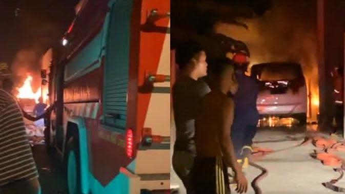 Polisi: Terduga Pembakar Mobil Via Vallen Ngomongnya Ngelantur