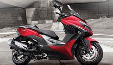 2017 Kymco Xciting 400i ABS