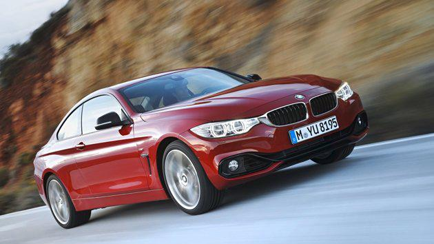 2014 BMW 4-Series Coupe adds a familiar dimension to the 3-Series