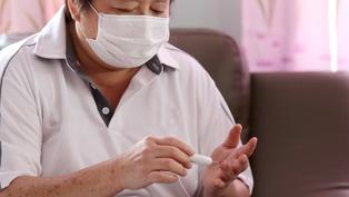 新冠肺炎患者有糖尿病 死亡風險恐高2倍!前期無典型發燒 血糖控制惡化快