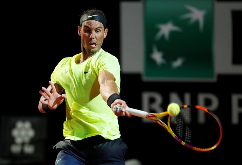 New balls, please! Nadal unhappy with French Open choice