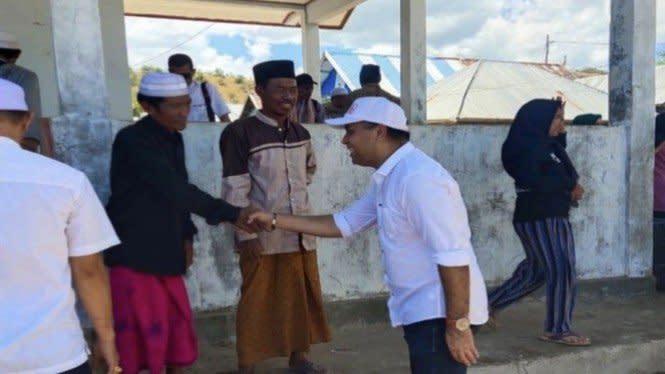 Pilkada Manggarai Barat, Capub Adrianus Nilai Kampanye Daring Efektif