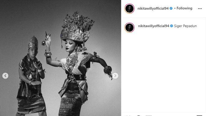 Nikita Willy (Foto: Instagram/@nikitawillyofficial94)