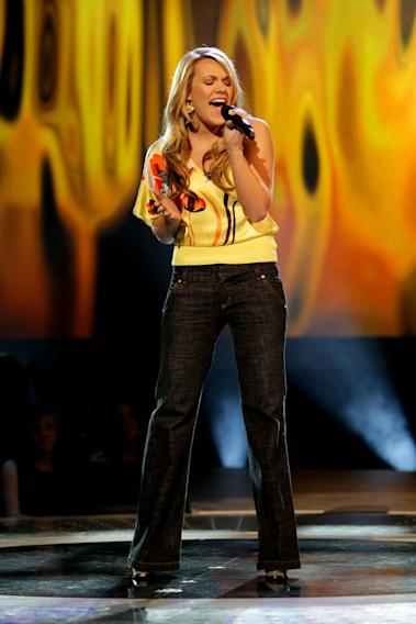 Alaina Whitaker performs as one of the top 24 contestants on the 7th season of American Idol.