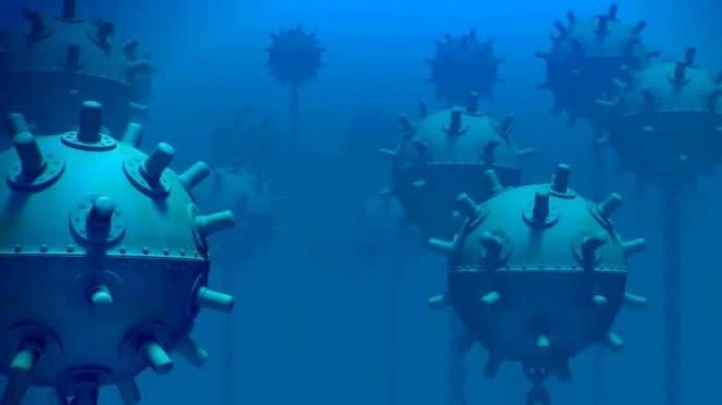 VIVA Militer: Ranjau bawah laut