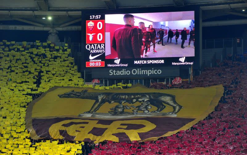 Soccer: U.S. billionaire Friedkin signs deal to buy Italy's AS Roma