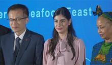 尼加拉瓜新駐台大使李蜜娜 銘傳畢業外型亮眼