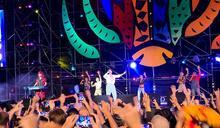 PASIWALI音樂節兩日吸4.5萬人次 BOXING、布拉瑞揚舞團嗨翻